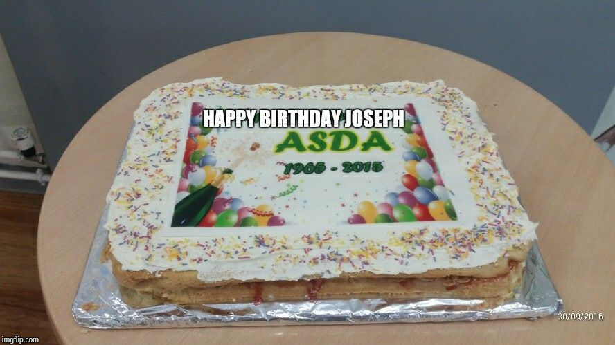 Birthday cakes in asda best birthday cake 2018 12 asda party loot bags hy birthday favours new publicscrutiny Image collections