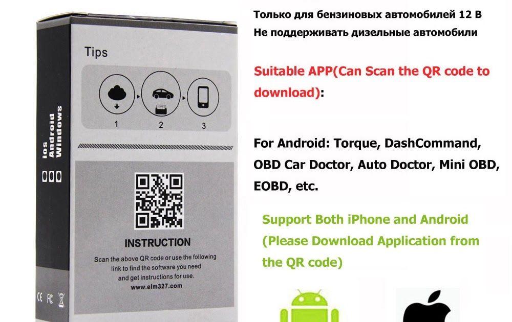 Big Discount Elm327 Wi-fi OBD2 V1 5 Diagnostic Car Auto