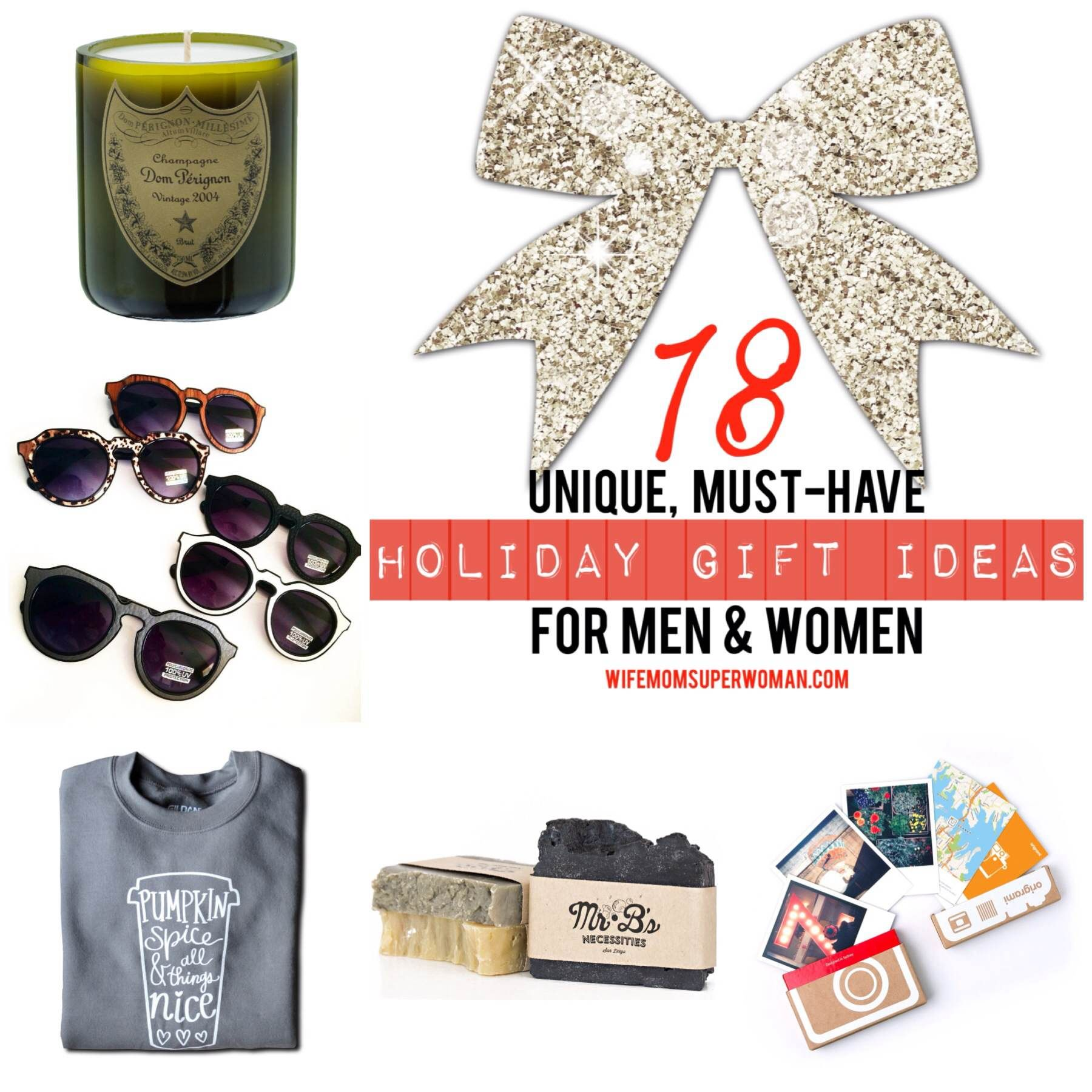 18 Unique Christmas Holiday Gift Ideas Including A Dom Perignon