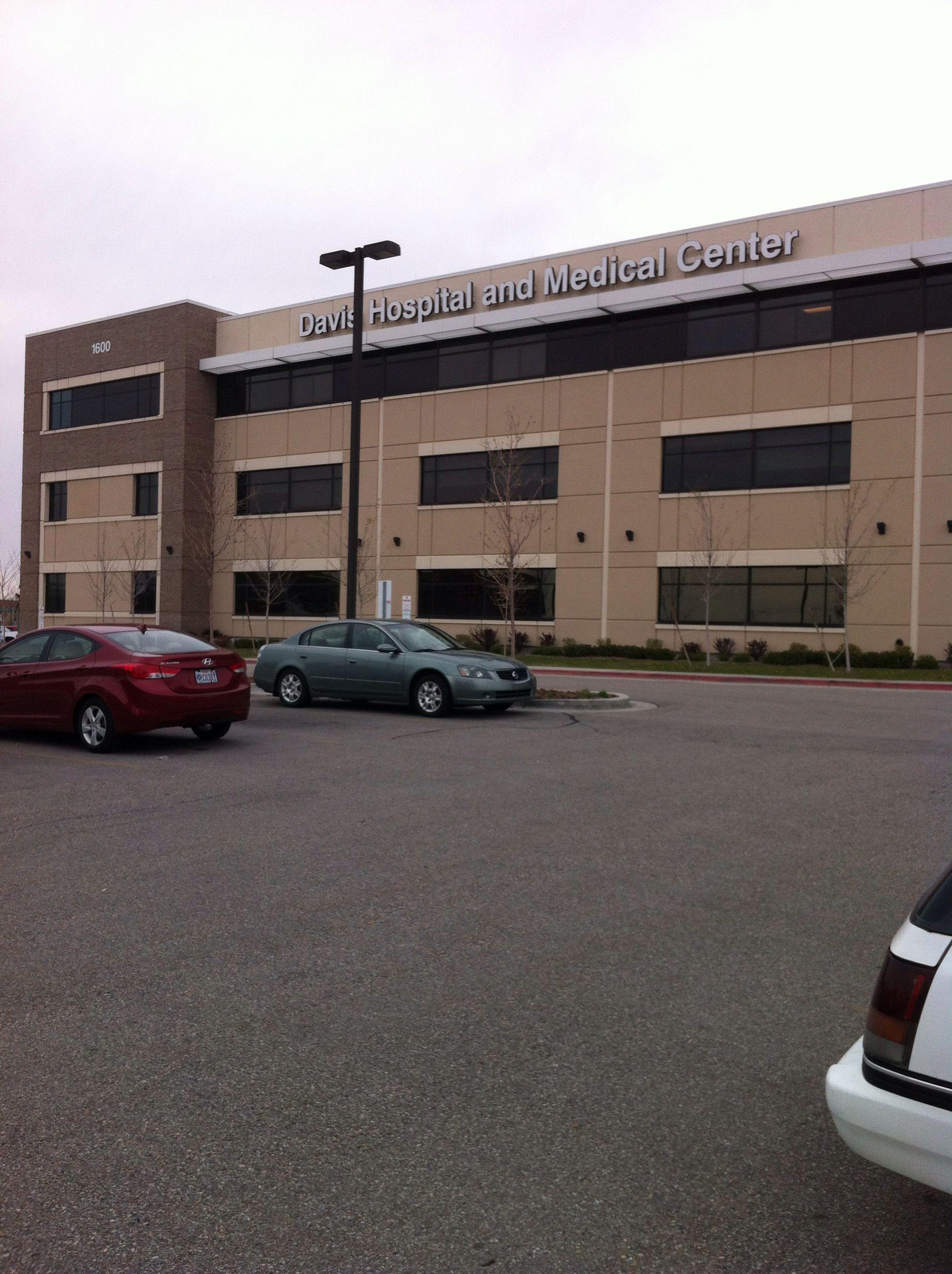 Davis Hospital Where my last daughter was born