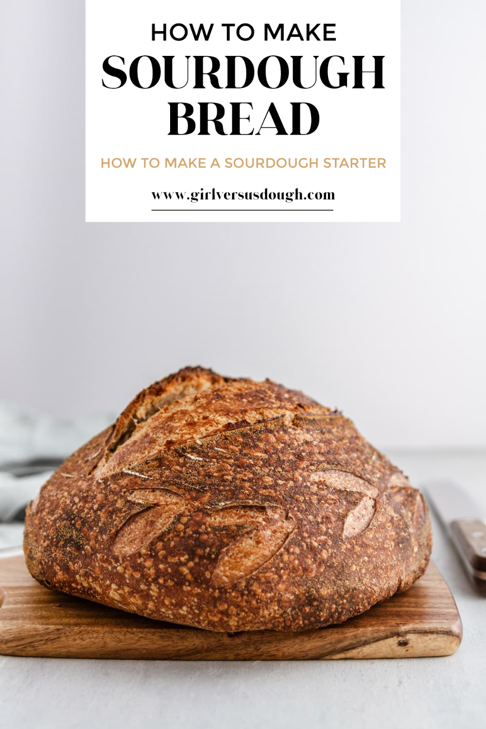 How to Make a Sourdough Starter in Seven Days Food