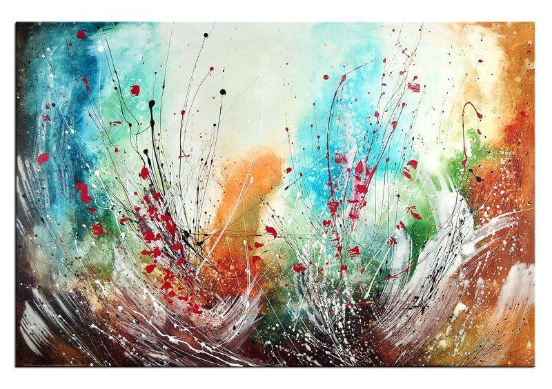 acrylbilder selber malen modern bilder selber malen acryl