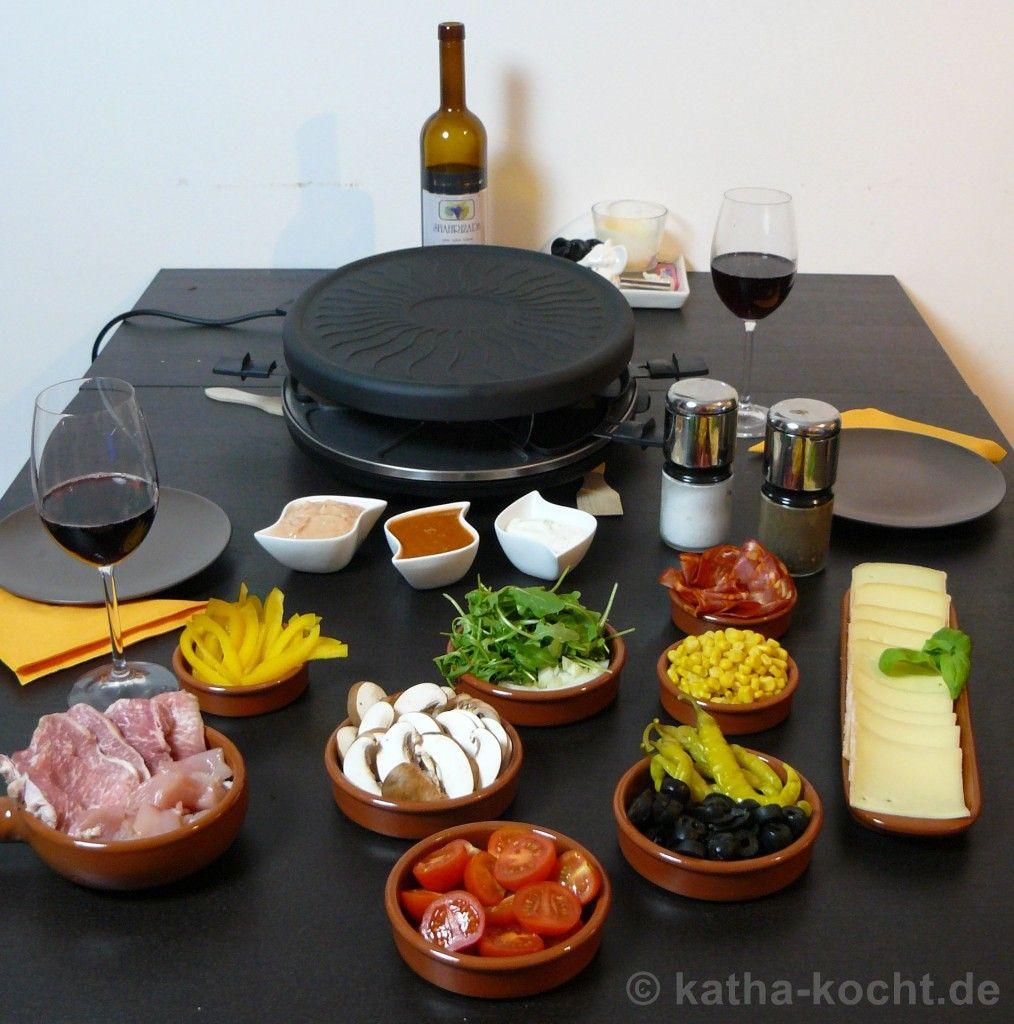 Spanisches Raclette - Katha-kocht! #racletteideen