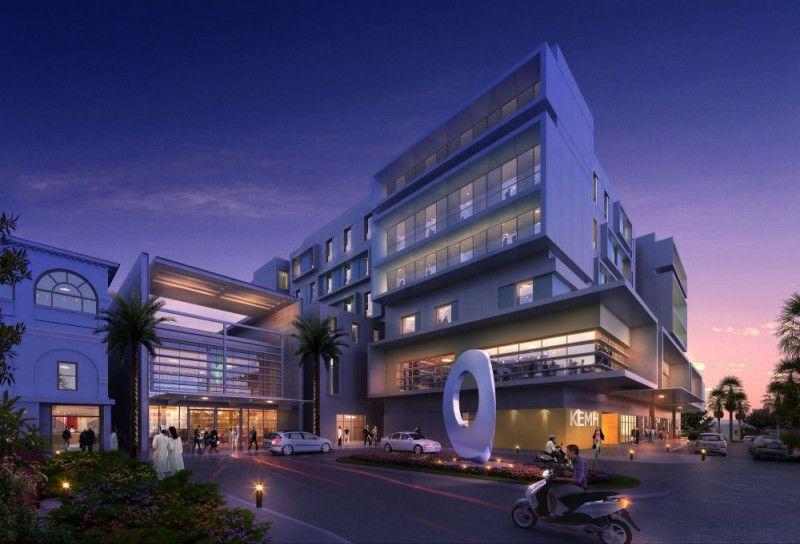 Bermuda hospital in hamilton bermuda architect