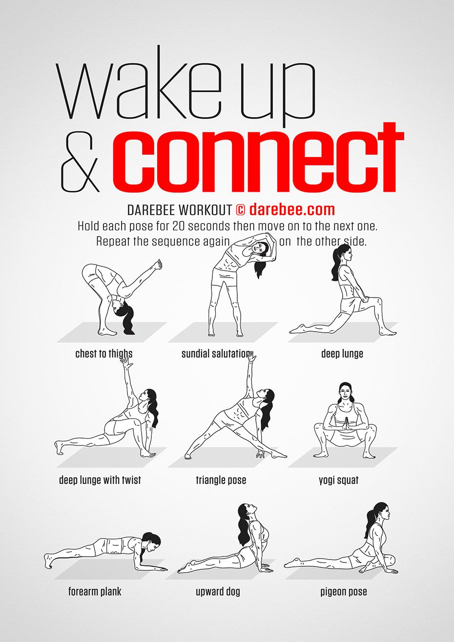 Wake Up & Connect Workout
