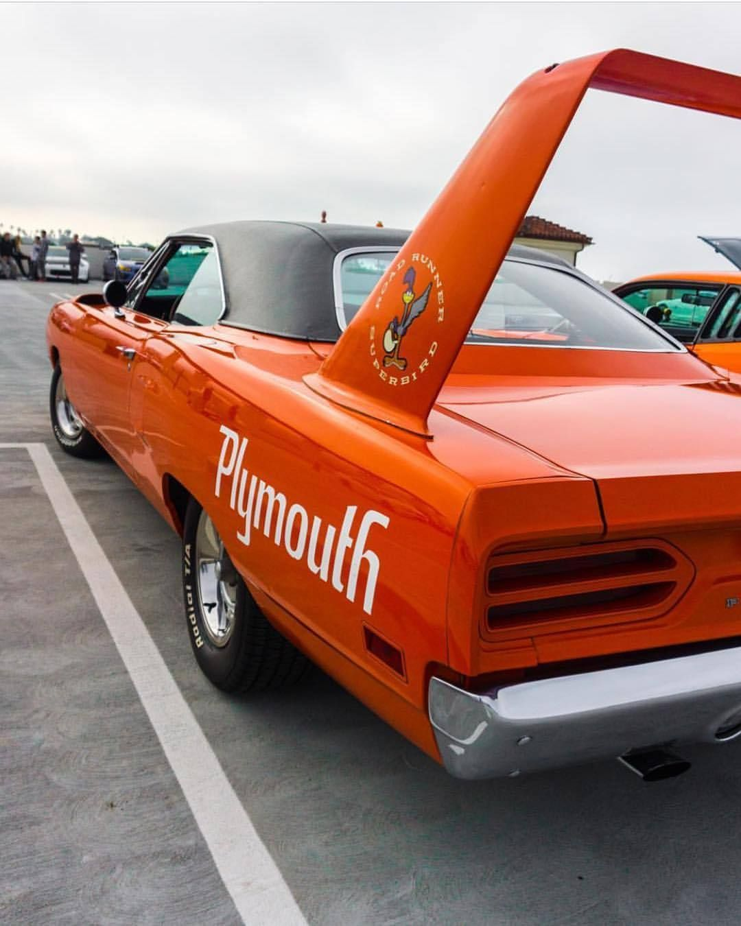 Pin by Anthony Wemmer on Wing Cars | Pinterest | Plymouth superbird ...