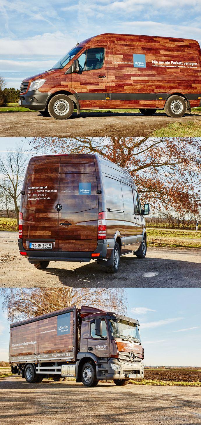 Böhmler Im Tal München auto böhmler fußböden mercedes carwrapping