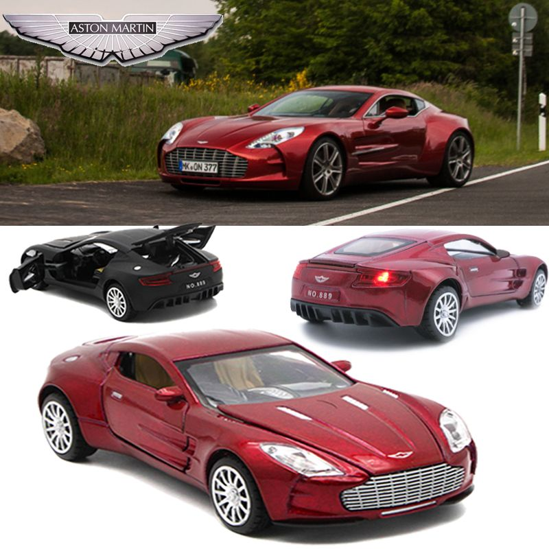 14CM 1/32 Diecast Metal Toy Sport Cars Scale Model With