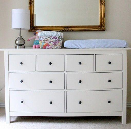 6 c modas ikea blancas mueblesueco escritorio - Comodas dormitorio ikea ...
