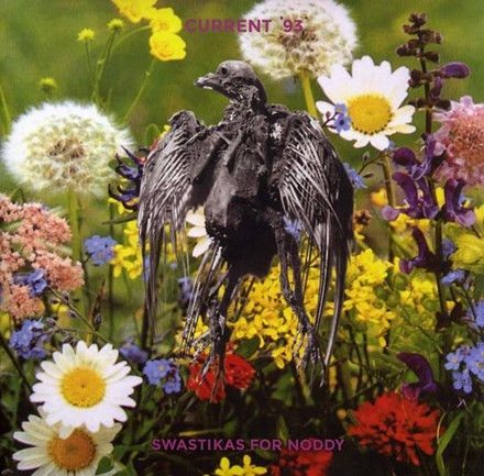Current 93 - Swastikas for Noddy/Crooked Crosses for the Nodding God Limited Edition Colored Vinyl 2LP
