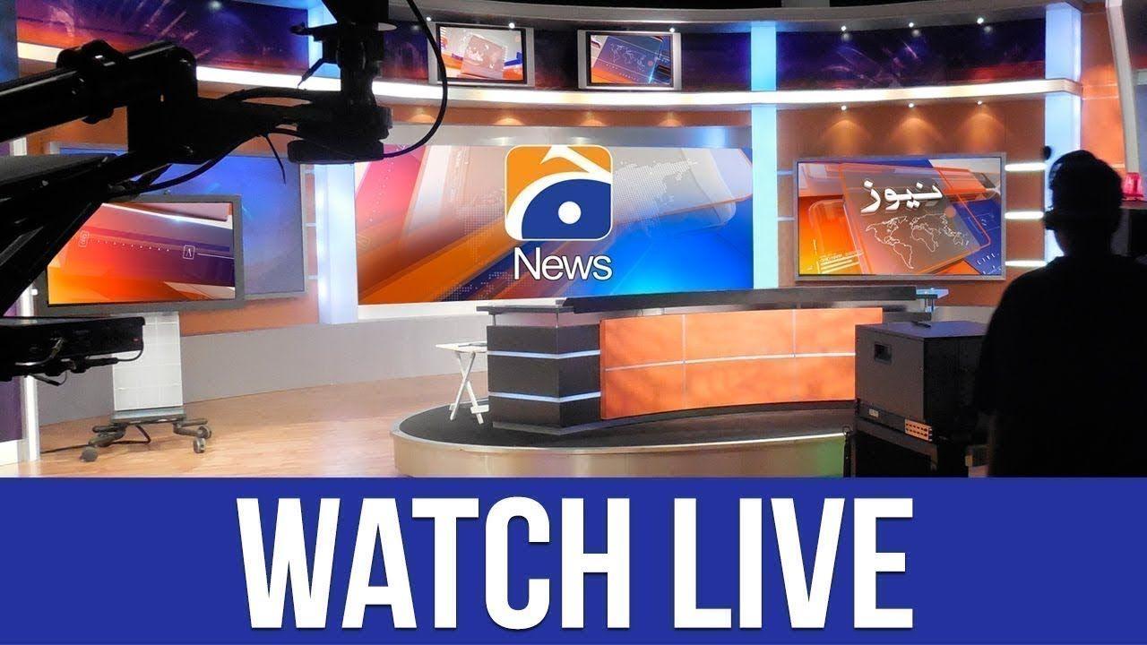 GEO NEWS LIVE Pakistan 24/7 Live News Stream Geo news