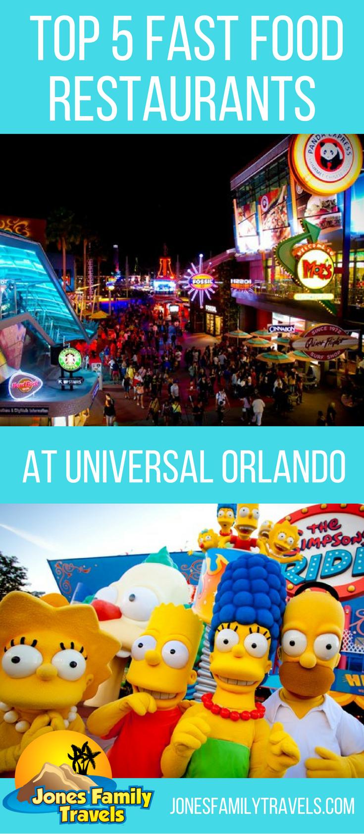 Universal Orlando Restaurants Universal Orlando Orlando