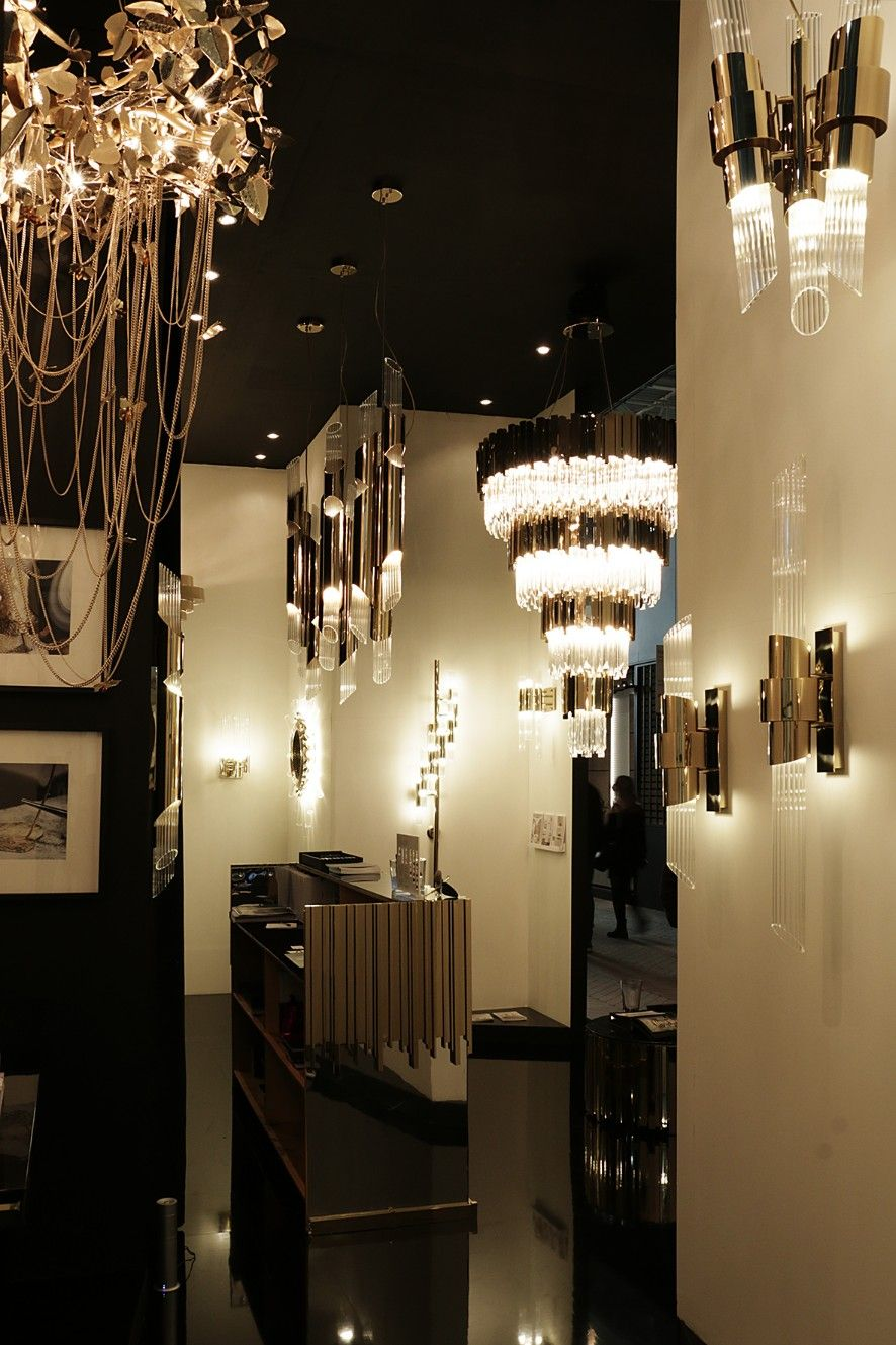 The portuguese brand luxxu was the finest lighting exhibitor at explore best interior design and more arubaitofo Gallery