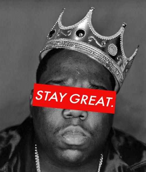 #notorious #notoriousbig #biggie #king #hiphop