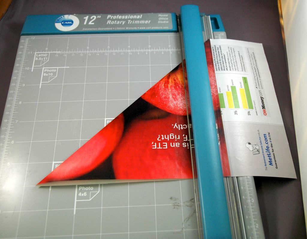 Photo of No-Cost Magazine Gift Wrap, Origami Box & Bow