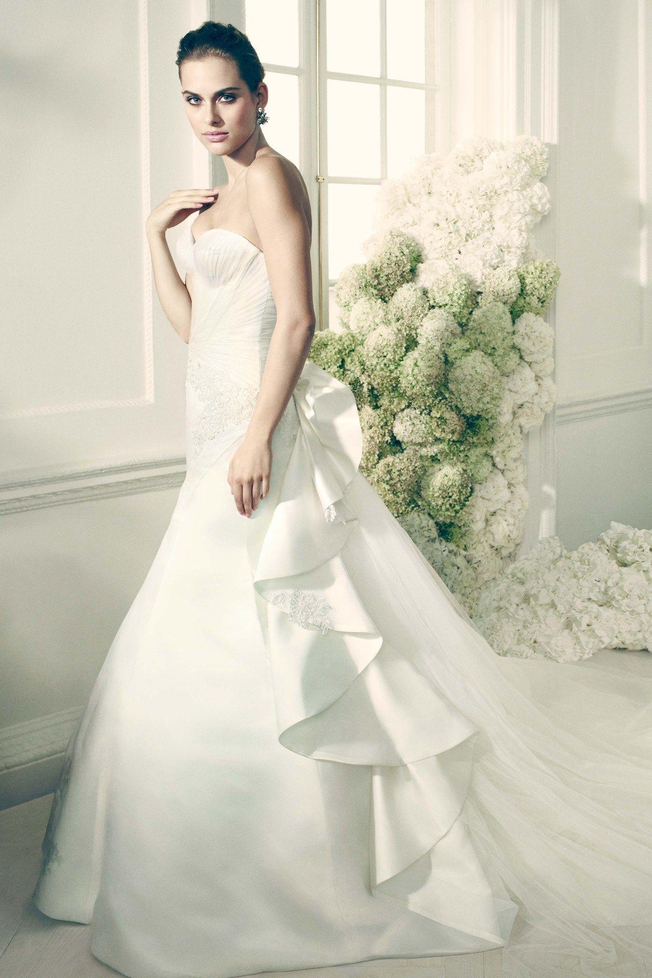 45e84509a1850 Truly Zac Posen Is Here | Wedding Belles | Vestidos de fiesta, Boda ...