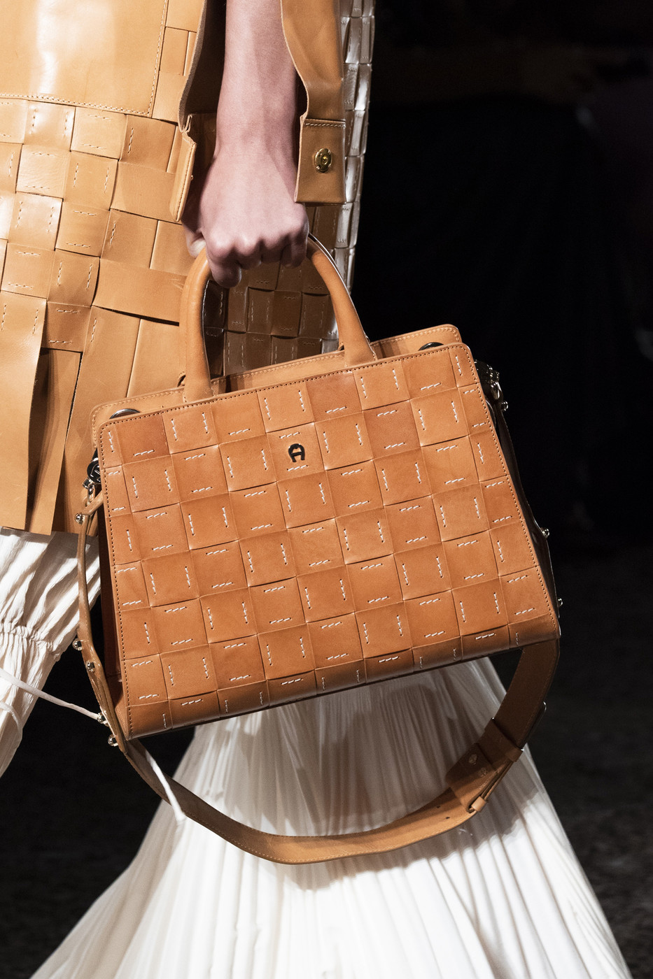 Aigner At Milan Fashion Week Spring