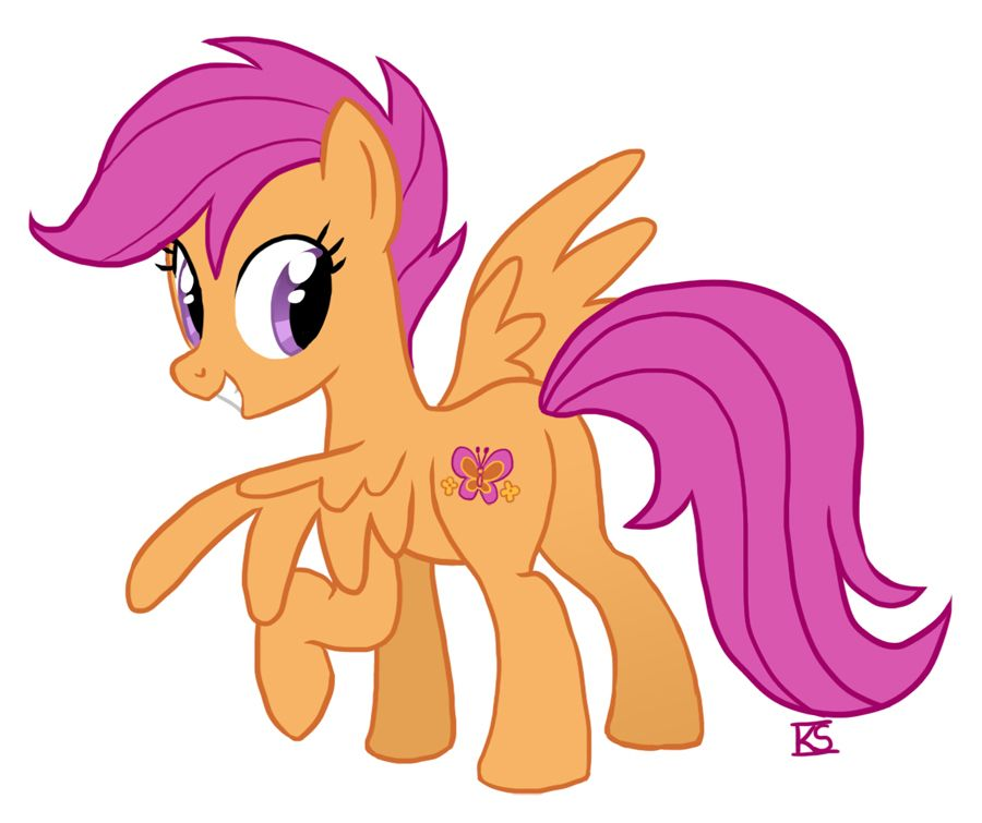 My Nephew Schooled Me On Mlp Scootaloo S Butterfly By Glamourkat On Deviantart My Little Pony Friendship Pony Cute Ponies Cutie mark crusaders theme song (alex s. my little pony friendship