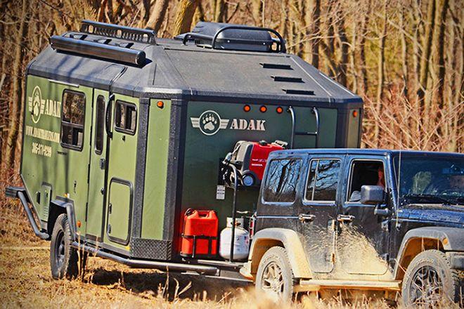 Wayward Wanderers The 8 Best Off Road Camper Trailers
