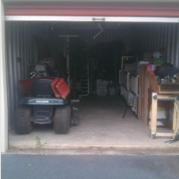 10x20. Riding lawnmower, bicycle, shelving, home decorations. #StorageAuction in Jefferson (434). Ends Sep 4, 2015 3:15PM America/Los_Angeles. Lien Sale.