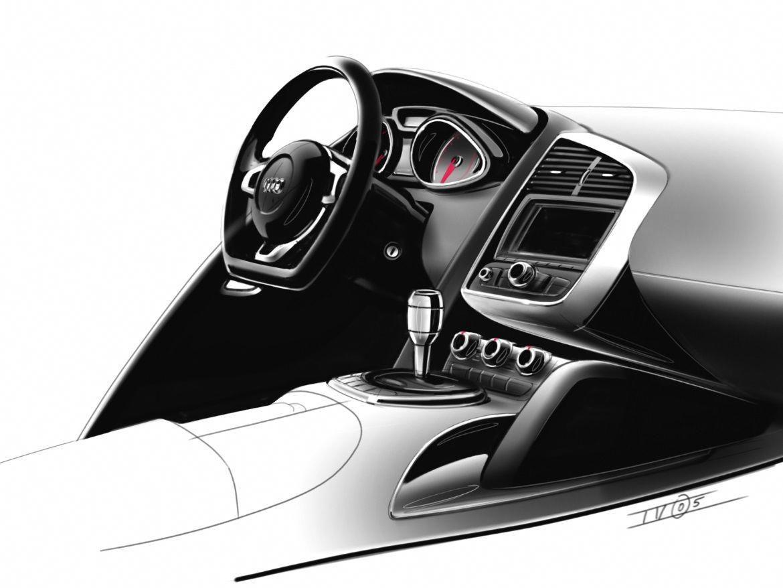 Design History Audi R8 Auto Design Autointeriornearme Auto