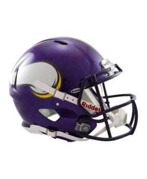 f1b870a8cb7fbe Riddell Minnesota Vikings Speed Mini Helmet - Black   Products ...
