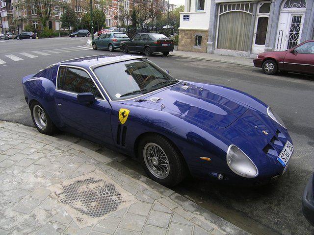 1962 Ferrari 330 Lmb Ferrari Car Ferrari Vintage Cars