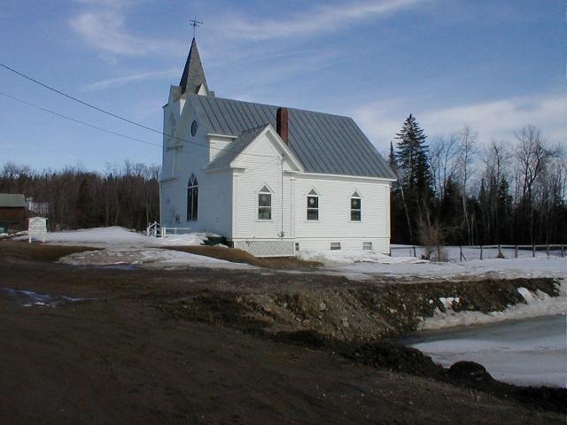 Thorndike Church.jpg 640×480 pixels