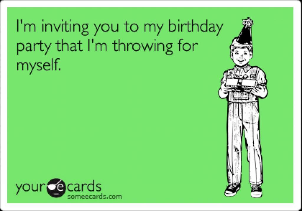 Create Funny Birthday Invitations Free Ideas