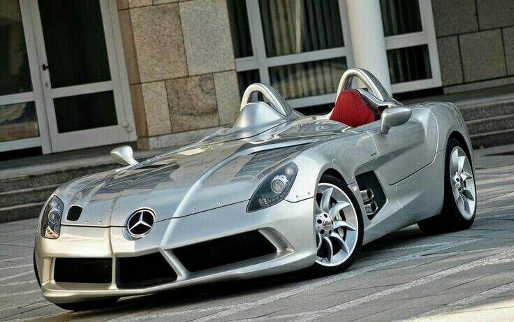 Mercedes Mclaren Slr Sterling Moss Edition Mercedes Slr Super Cars