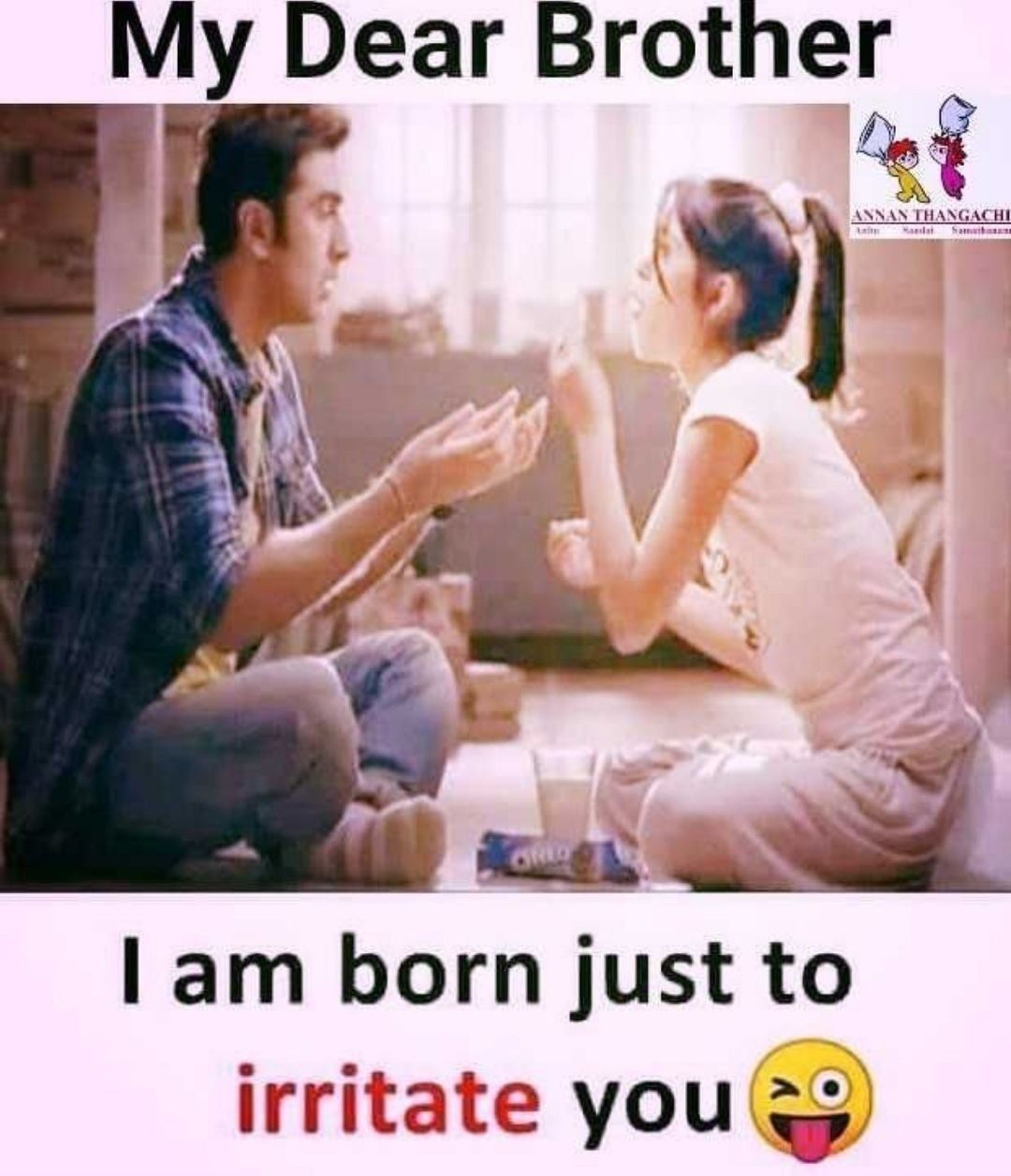Pin By Haya Khan On Funny Brother Sister Quotes Brother Quotes Funny Sister Quotes Funny