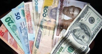 Naira Recovers Ground Against Dollar and Pounds...Here's the Latest Exchange Rates