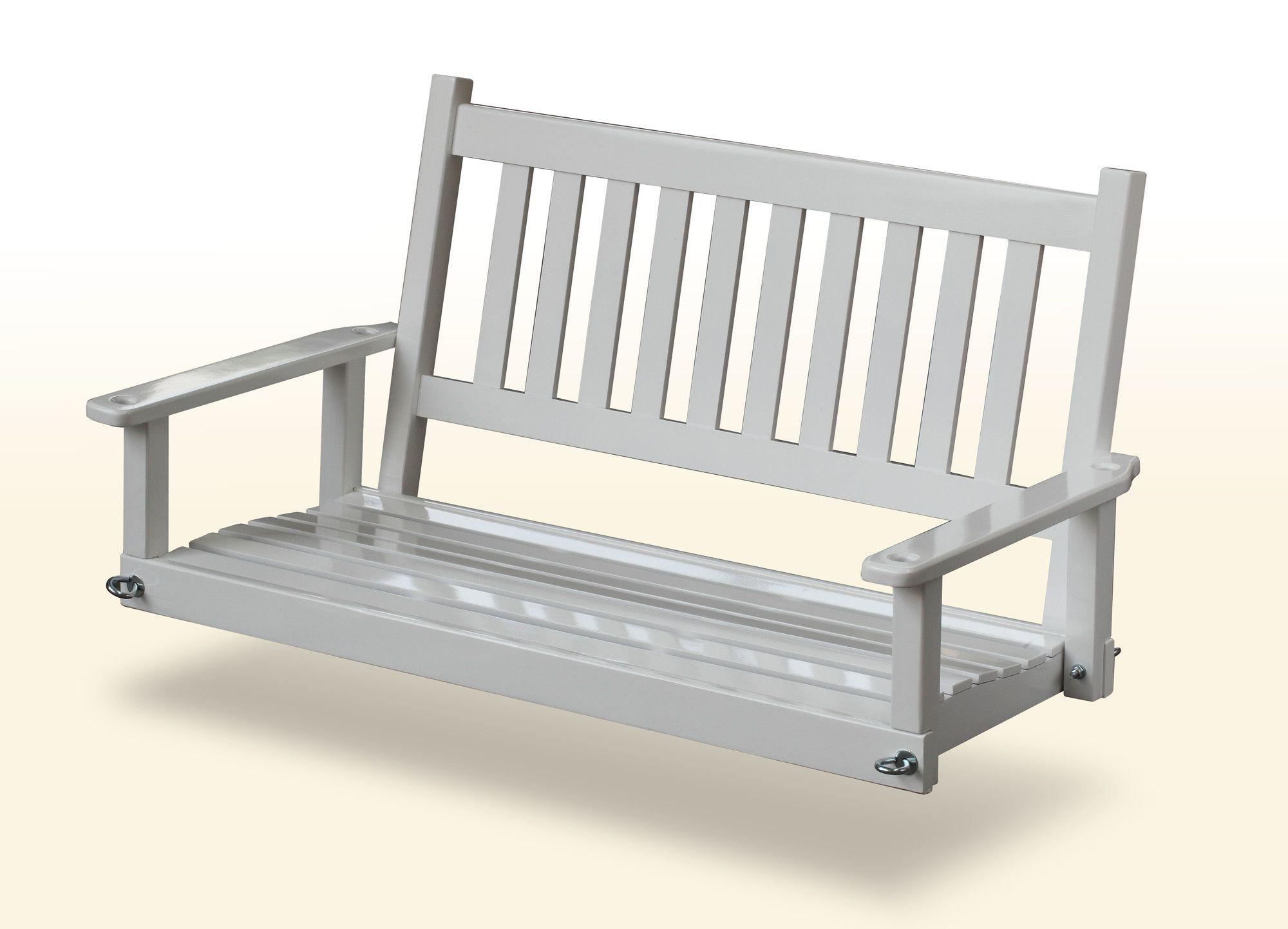 Hinkle Chair Company Plantation Porch Swing Reviews Wayfair