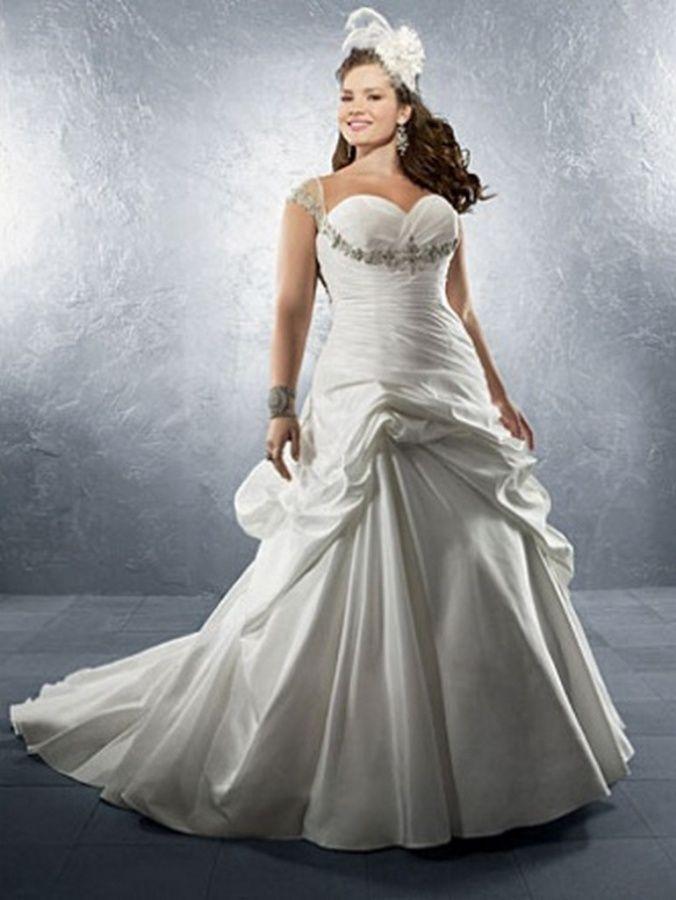 Tips To Choose The Perfect Plus Size Bridal Dress Bridal Dresses