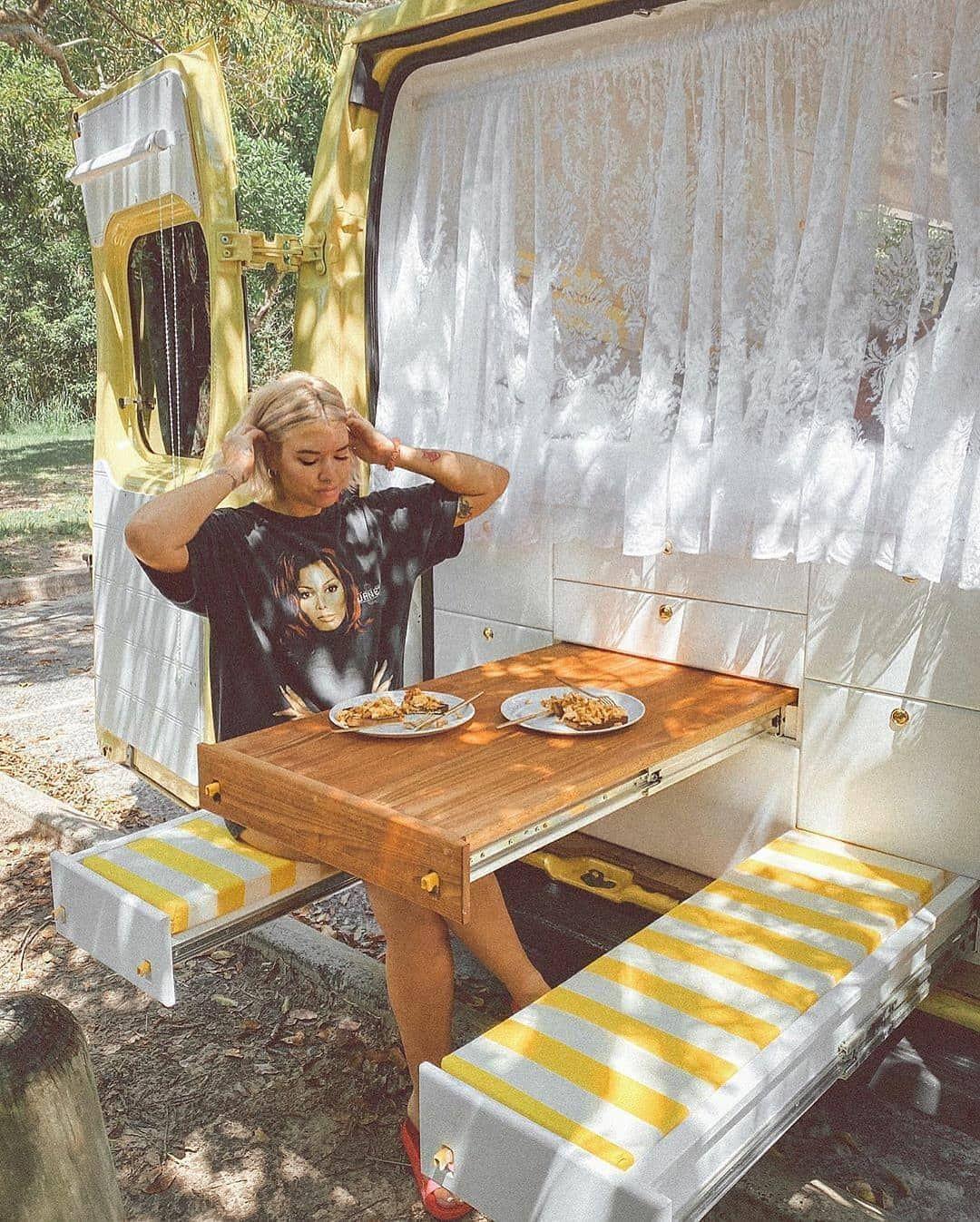 Photo of Vanlife | Wanderlust | Campers Instagram photo: Living the van life to see the w…