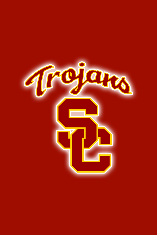 Free Usc Trojans Iphone Wallpapers Install In Seconds 15 To Choose From For Every Model Of Iphone And Ipod Usc Trojans Logo Usc Trojans Usc Trojans Football