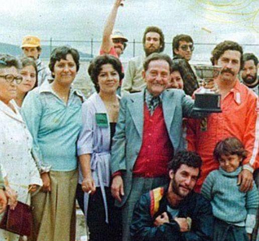 La Escobar Familia