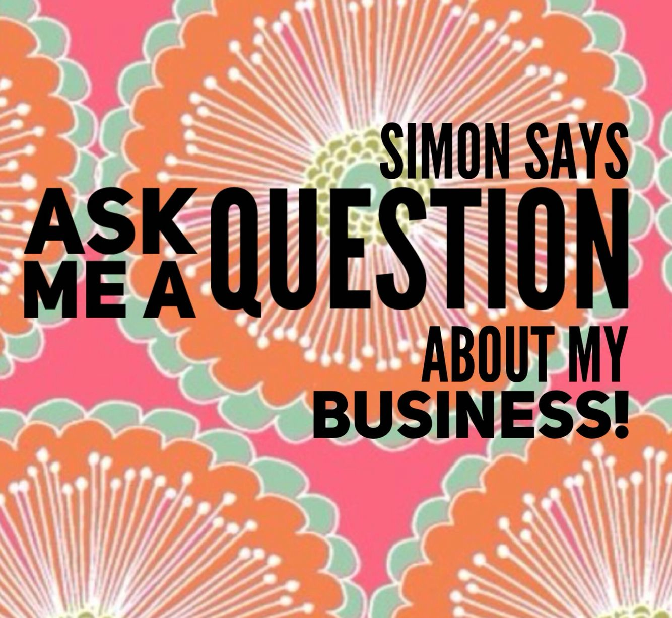 Simon says direct sales game … Facebook party games
