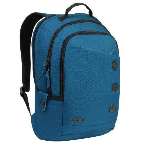 Ogio Women's Soho Laptop/Tablet Backpack. Dedicated padded laptop ...