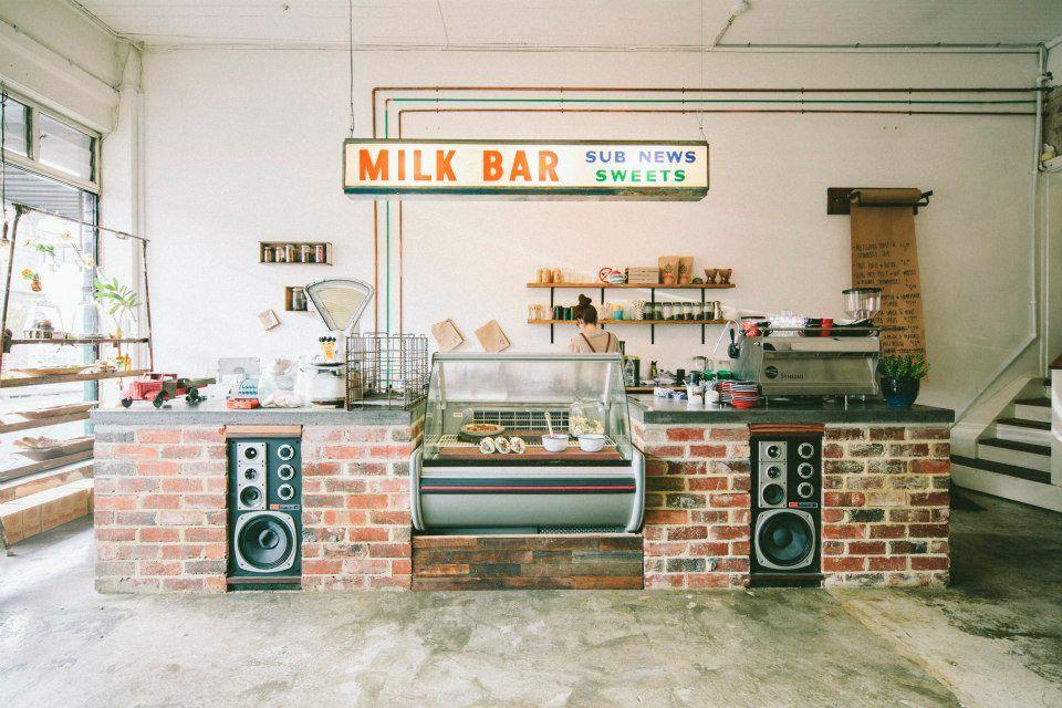 DECORAÇÃO DE BAR EM MELBOURNE | Bar