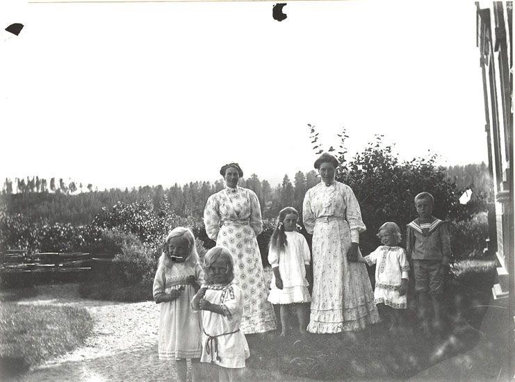 Mode. Granö 1912.