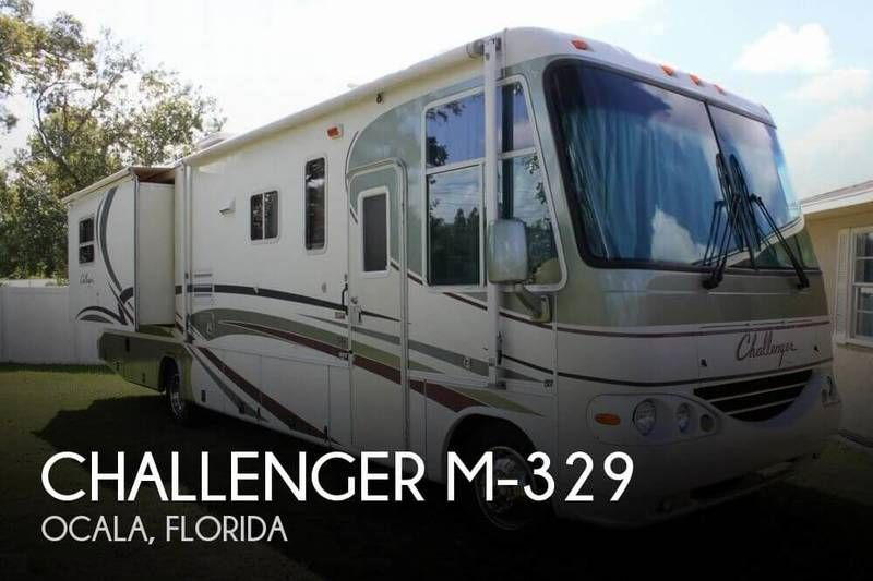 2001 Damon Challenger 329 For Sale Ocala Fl Rvt Com Classifieds Challenger Rv For Sale Ocala