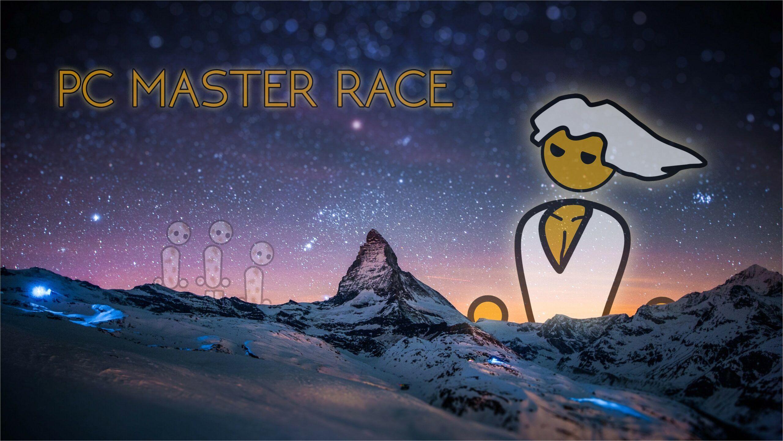 4k Pc Master Race Wallpaper In 2020 Wallpaper Pc Gaming Wallpapers