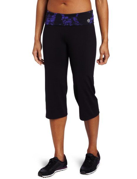 Zumba Fitness LLC Women's Let Loose Flare Capri - looking for new ...
