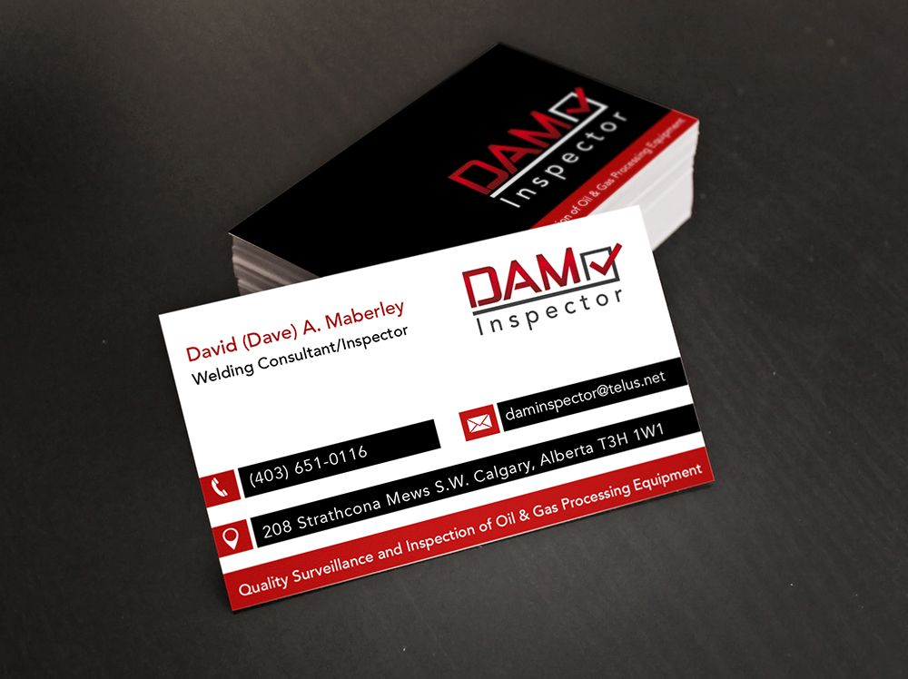 Business Card Design Business Card Design Card Design Oil And Gas