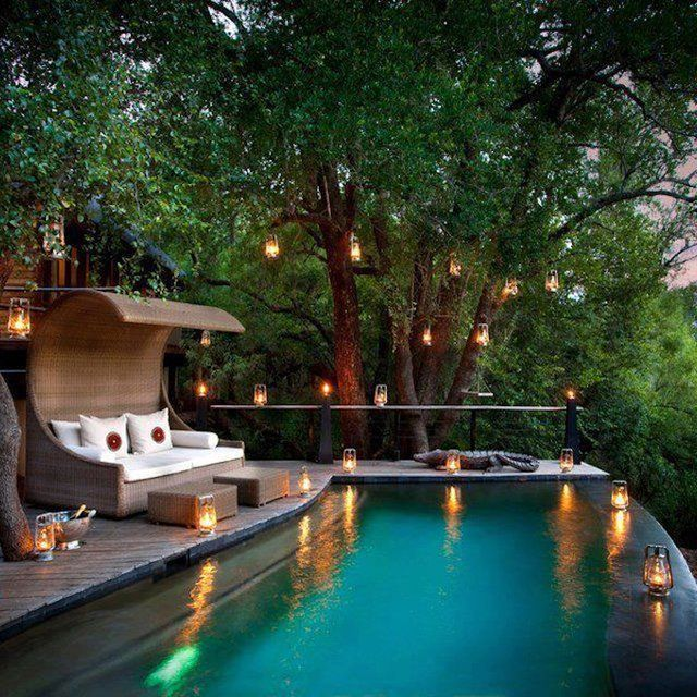 Morukuru Lodge @ South Africa