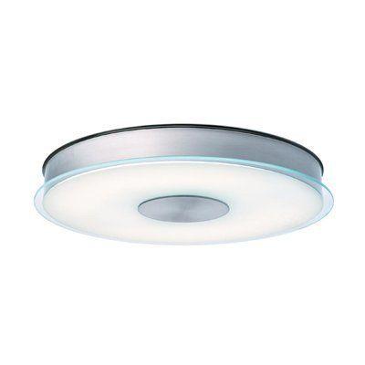 Lithonia lighting 1156 disk flush mount ceiling light polished lithonia lighting 1156 disk flush mount ceiling light polished brushed nickel aloadofball Choice Image