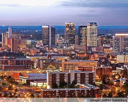 Birmingham, Alabama.I want to go see this place one day.Please check out my website thanks. www.photopix.co.nz