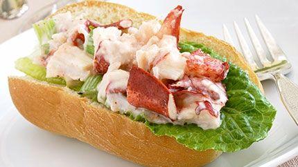 سندويش الاستاكوزا الشهي Recipe Cooking Recipes Recipes Lobster Roll Recipes