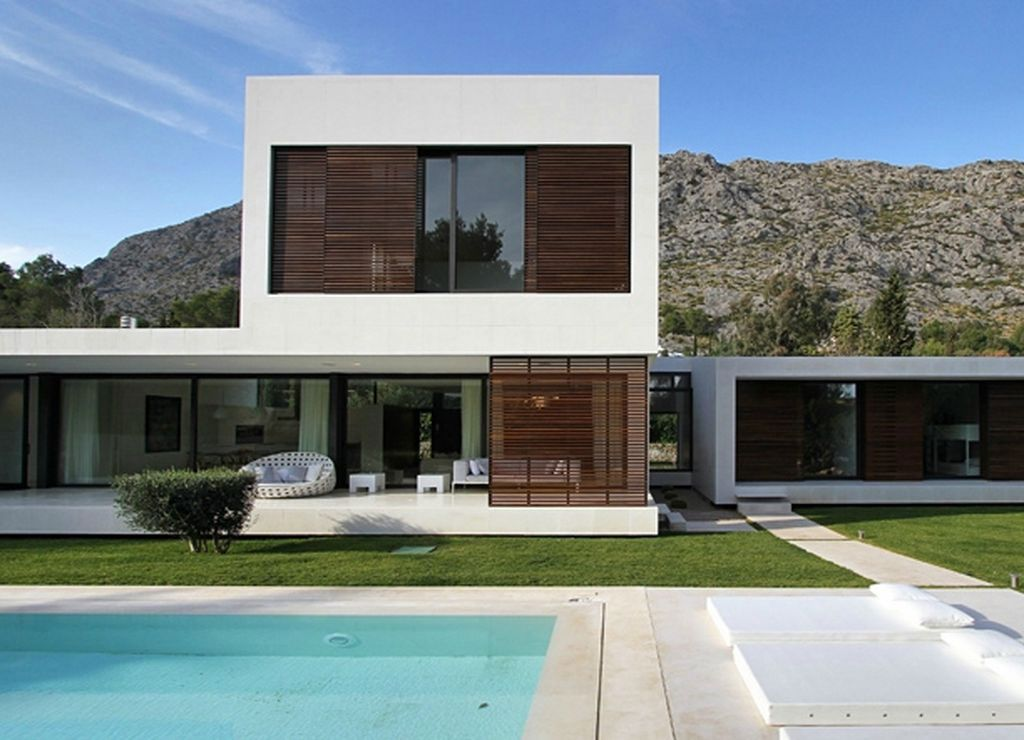 Fine 17 Best Images About Minimal House On Pinterest Big Architects Largest Home Design Picture Inspirations Pitcheantrous